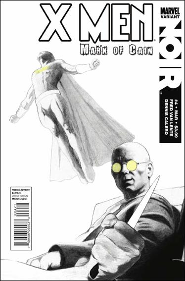 X-Men Noir: Mark of Cain 4-B by Marvel