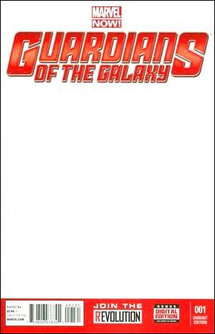 Guardians of the Galaxy (2013) 1-F by Marvel