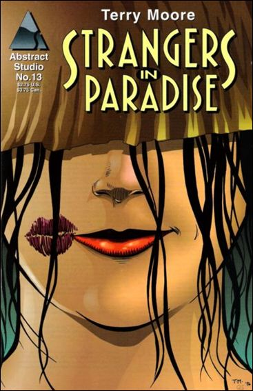 Strangers in Paradise (1994) 13-A by Abstract Studio