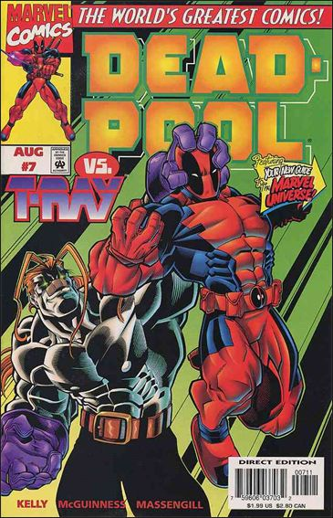 Deadpool (1997) 7-A by Marvel