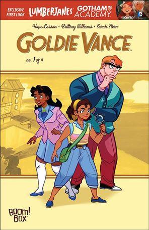 Goldie Vance 1-A
