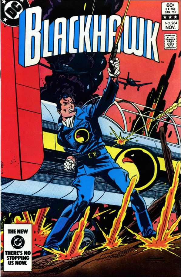 Blackhawk (1944) 264-A by DC