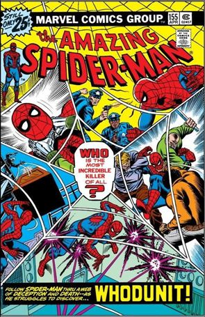Amazing Spider-Man (1963) 155-A
