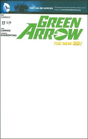 Green Arrow (2011) 17-C by DC