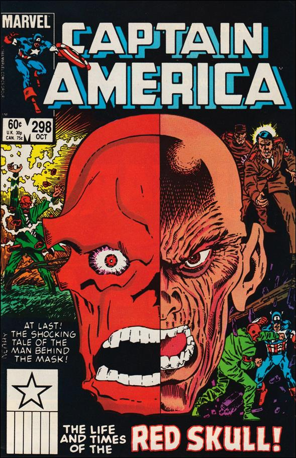 Captain America (1968) 298-A by Marvel