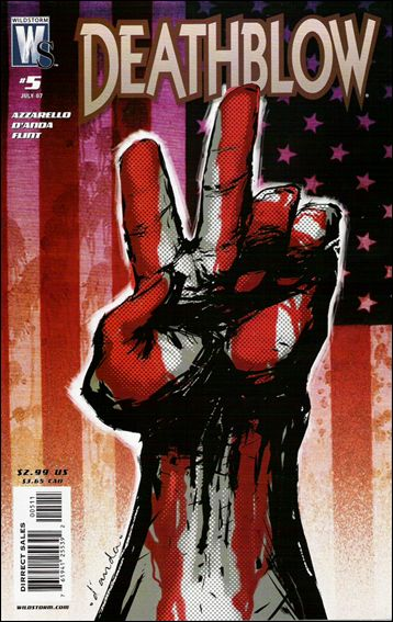 Deathblow (2006) 5-A by WildStorm