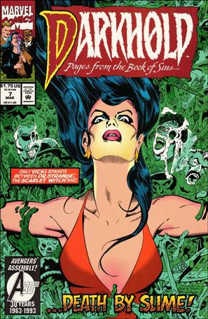Darkhold: Pages from the Book of Sins 7-A