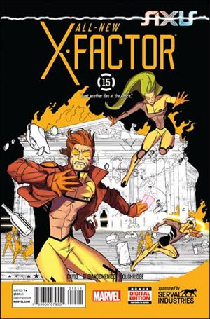 All-New X-Factor 15-A
