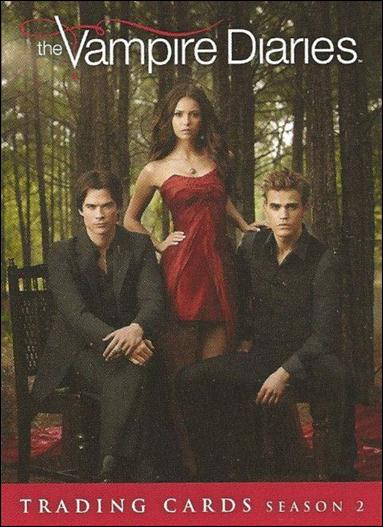 Vampire Diaries: Season 2 (Promo) P2-A by Cryptozoic Entertainment