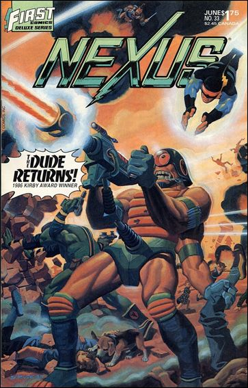 Nexus (1985) 33-A by First