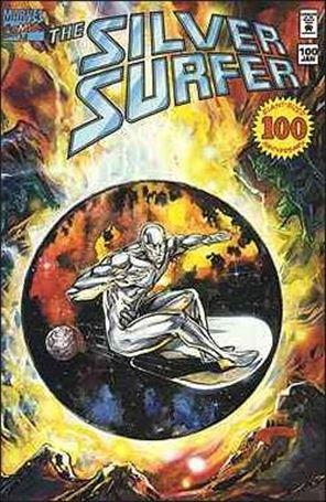 Silver Surfer (1987) 100-A