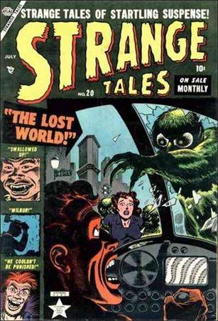 Strange Tales (1951) 20-A