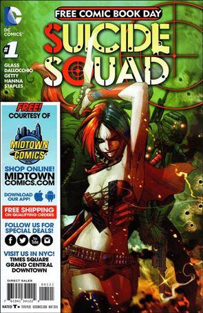 Suicide Squad (2011) 1-D
