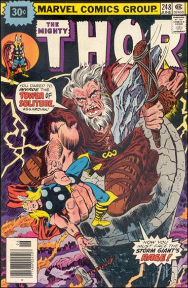 Thor (1966) 248-B by Marvel