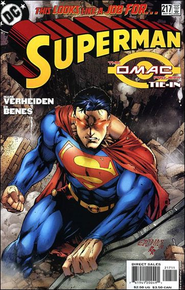 Superman (1987) 217-A by DC