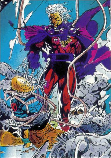 X-Men (Base Set) 88-A by Comic Images