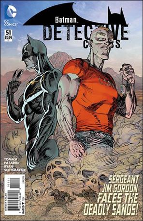 Detective Comics (2011) 51-A