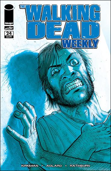 Walking Dead Weekly 24-A by Image