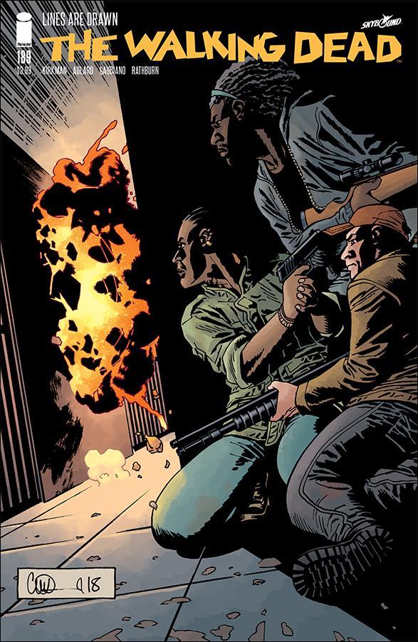 Walking Dead (2003) 189-A by Image