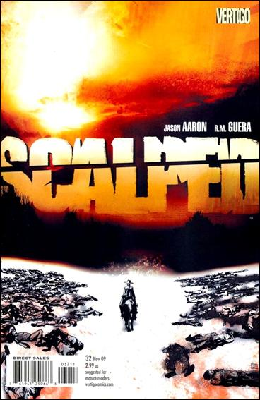 Scalped 32-A by Vertigo