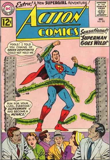 Action Comics (1938) 295-A by DC