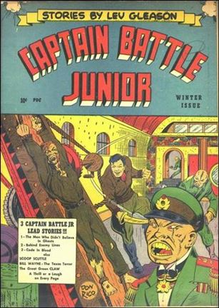 Captain Battle Jr. 2-A