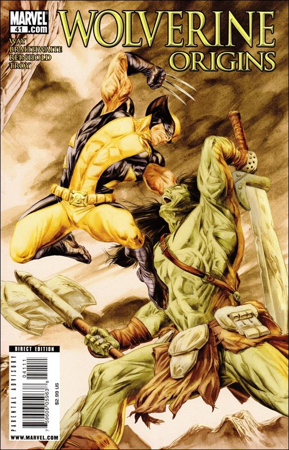 Wolverine: Origins 41-A by Marvel