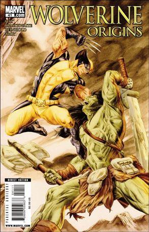 Wolverine: Origins 41-A