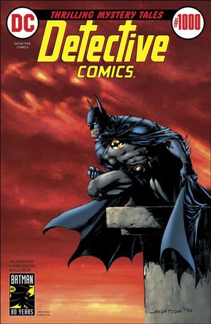 Detective Comics (1937) 1000-F