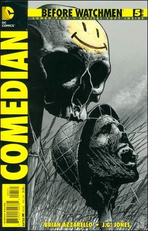 Before Watchmen: Comedian 5-B by DC