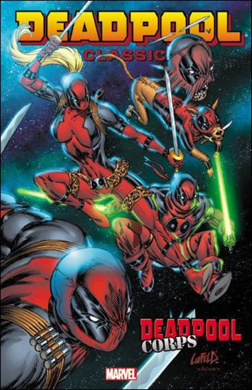 Deadpool Classic 12-A by Marvel