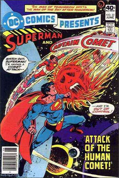 DC Comics Presents 22-A by DC