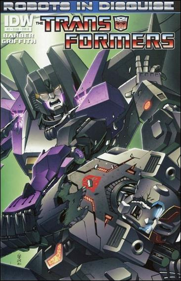 Transformers: Robots in Disguise (2012) 2-B by IDW
