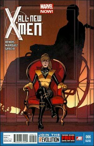 All-New X-Men 6-C by Marvel