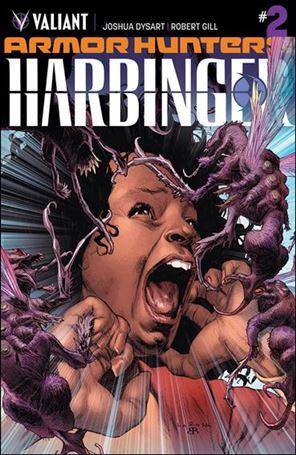 Armor Hunters: Harbinger 2-A