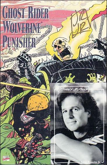 Ghost Rider/Wolverine/Punisher: Hearts of Darkness 1-C by Marvel
