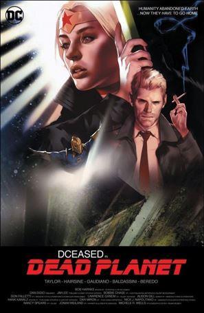 DCeased: Dead Planet 1-C