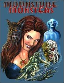 Moonstone Monsters 1-A by Moonstone