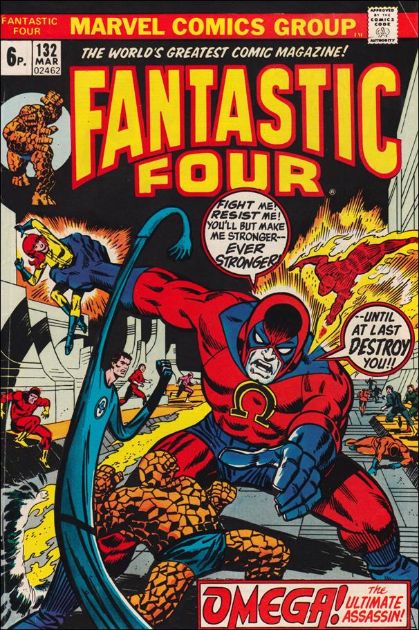 Fantastic Four (1961) 132-B by Marvel