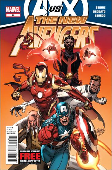 New Avengers (2010) 29-A by Marvel