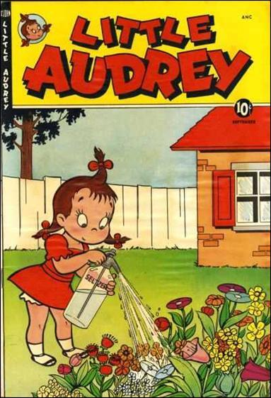 Little Audrey (1945) 12-A by Harvey