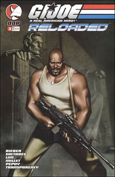 G.I. Joe Reloaded 3-A by Devil's Due