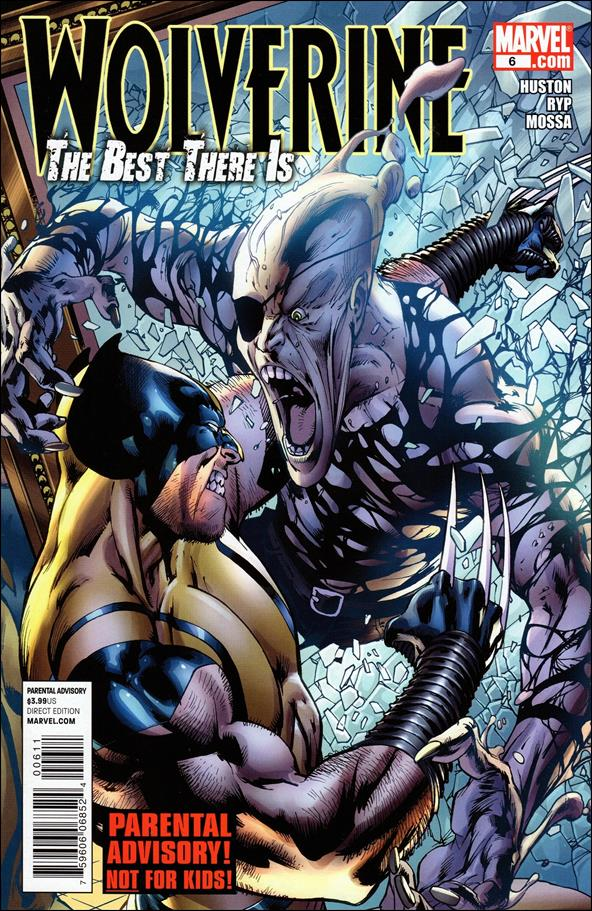 Wolverine: The Best There Is 6-A by Marvel