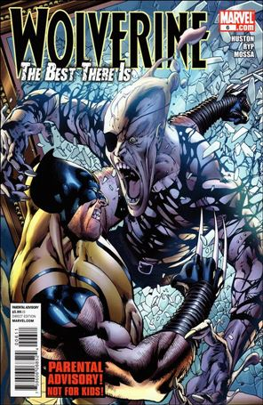 Wolverine: The Best There Is 6-A