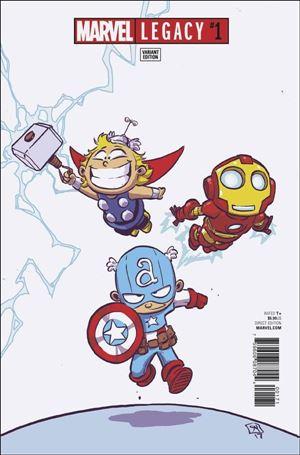 Marvel Legacy 1-F
