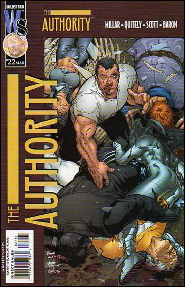 Authority (1999) 22-A by WildStorm