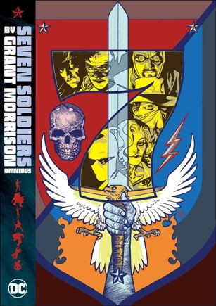 Seven Soldiers By Grant Morrison Omnibus 1-A