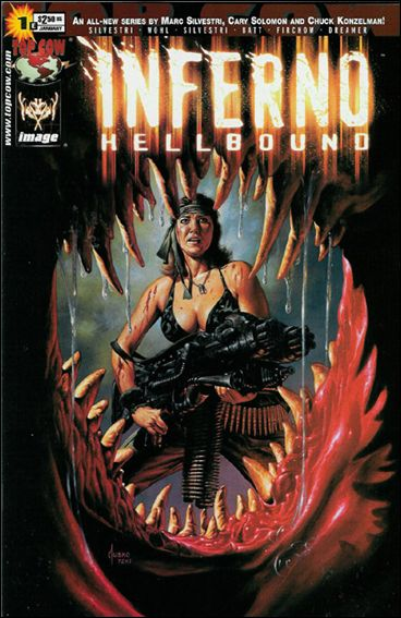 Inferno: Hellbound 1-E by Top Cow