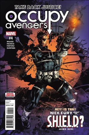 Occupy Avengers 4-A