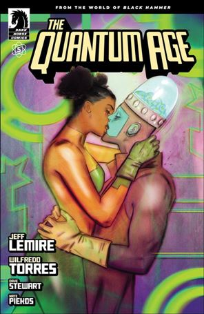 Quantum Age: From the Pages of Black Hammer 5-B